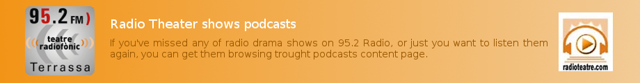 Radio Theater shows podcasts